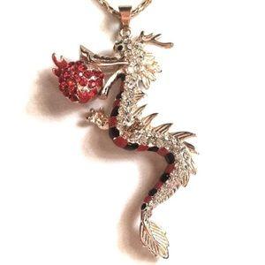 Jewelry - Dragon Necklace